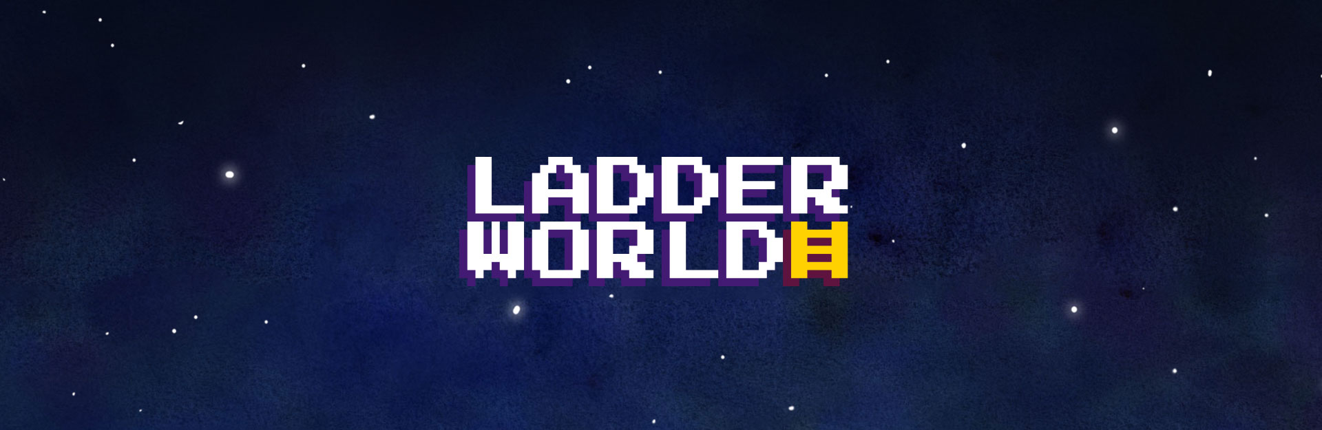Ladder World logo.