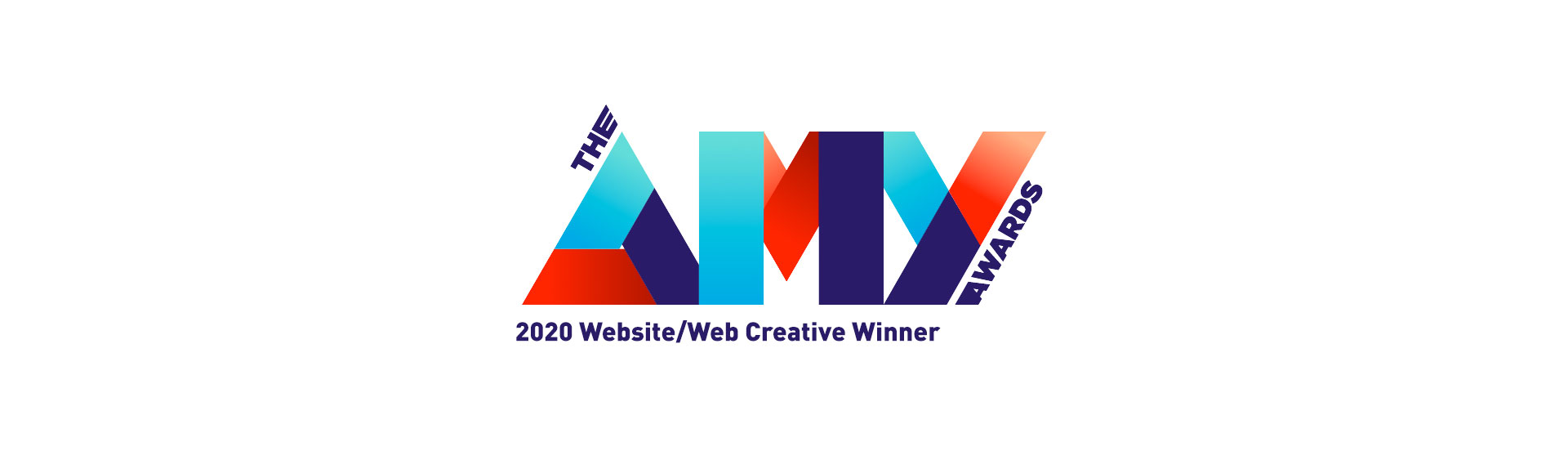 2020 AMY Award Website/Web Creative WInner